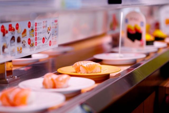 日本文化・回転寿司