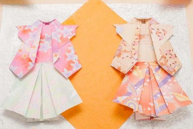 日本の文化・折り紙