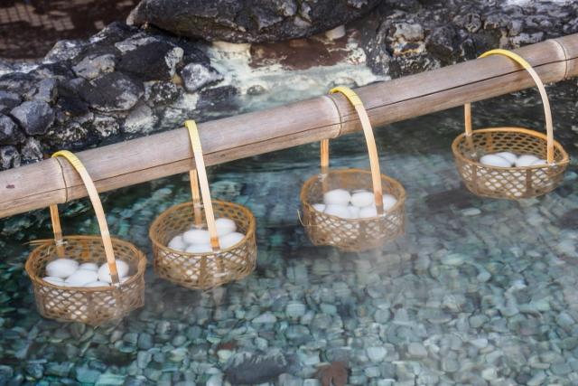日本の文化・温泉
