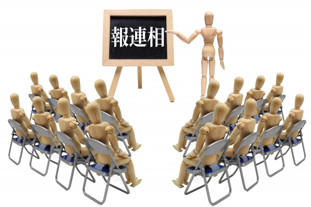 Japanese Business Practice (Horensou)