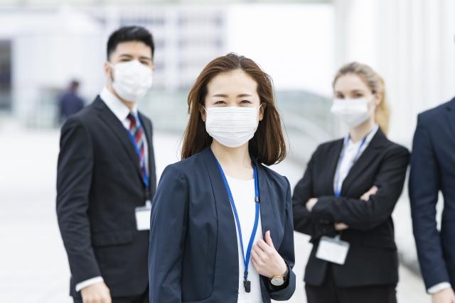 マスク文化