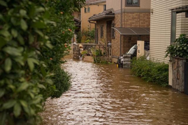 緊急事態記事・洪水の備え