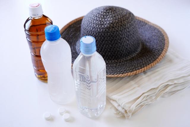 緊急事態記事・熱中症の備え(夏になる前)